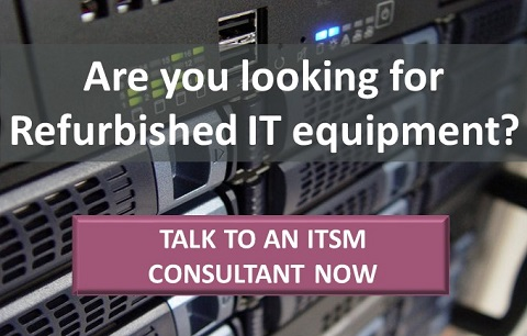 Buy refurbished IT equipment
