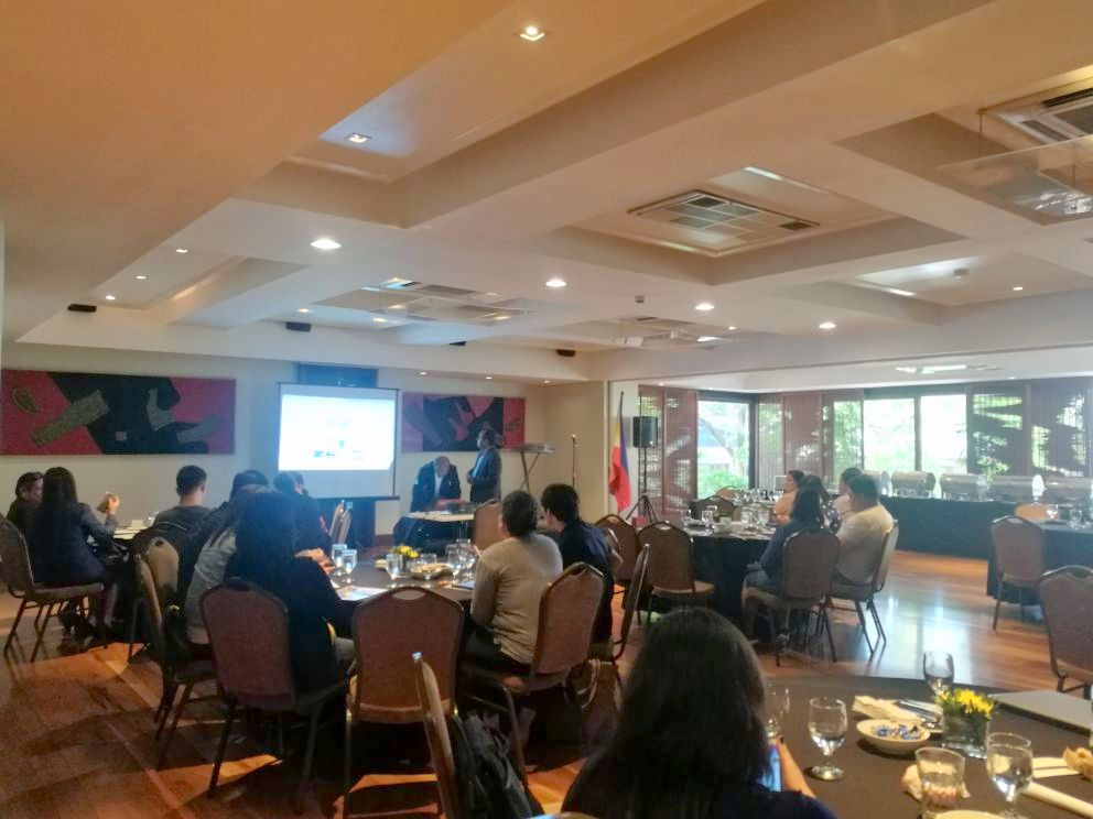 Camu Digital Campus Launching Event in the Philippines